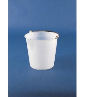 BUCKET WITH SPOUT LDPE